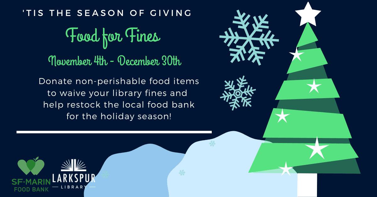Food for Fines Nov-Dec
