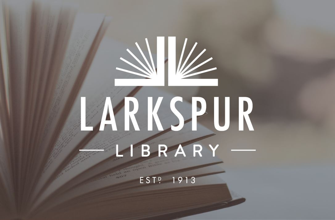 Larkspur Library Card