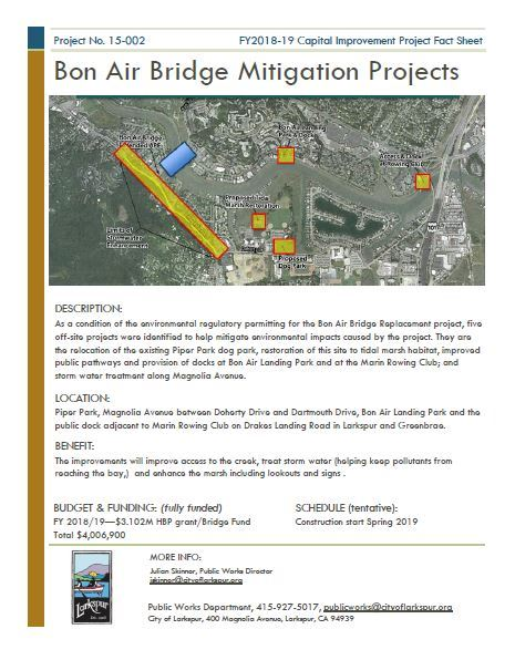 2015-002 Bon Air Br Mitigation Projects