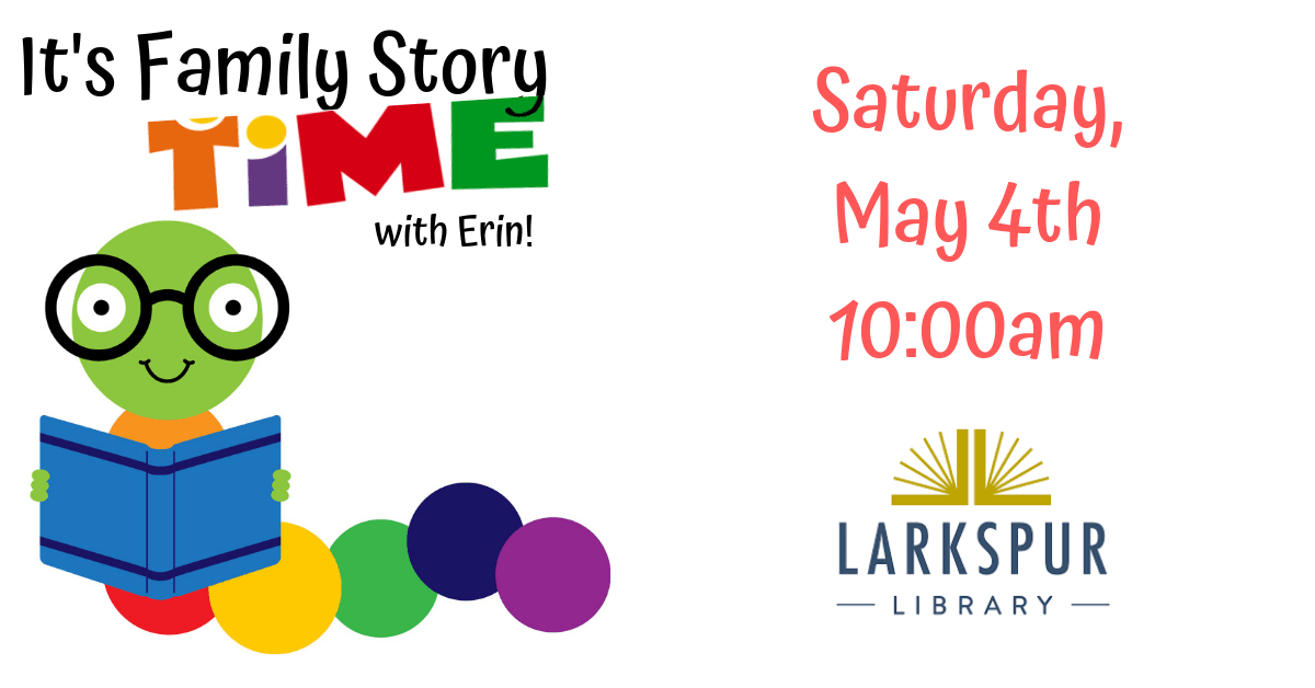 Saturday Storytime May Website