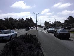 Sir Francis Drake Boulevard Rehabilitation (Highway 101 to Ross)